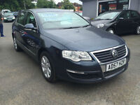 Volkswagen Passat 2.0TDI DSG 2007MY SE CLEAN AND TIDY THROUGHOUT