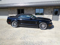 2008 Shelby GT-500 Convertible, REDUCED PRICE, TRY AN OFFER!!