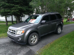 2011 Ford Escape SUV, Crossover Bay Roberts.