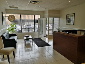 Newly renovated professional office space for rent