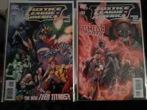 Justice League of America (10 issues ) Cambridge Kitchener Area image 4