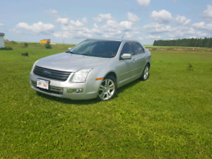 AWD 2009 ford fusion