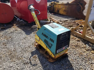 Reversible plate compactor  REDUCED
