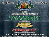 Free on 3rd of September ? Fancy an awesome night of Roots Culture ?
