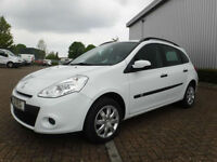 Renault Clio 1.5DCi Grand Tour Tom Tom Left Hand Drive(LHD)