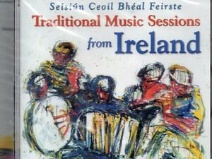 TRADITIONAL-MUSIC-SESSIONS-FROM-IRELAND-CD-7-99-SALE-PRICE-3-99