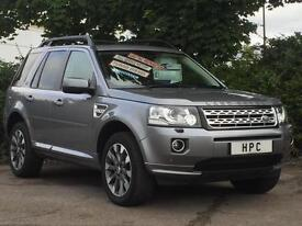 2013 Land Rover Freelander 2 2.2 SD4 HSE Luxury 4x4 5dr