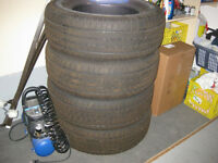 Brand New Tires off 2014 Ford 150 XTR Goodyear Never Used