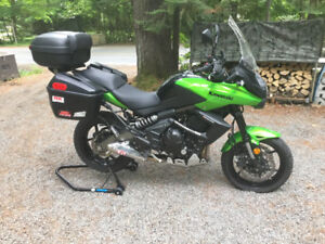 Versys 650 abs 2014
