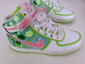 Nike high tops GS sneakers air -size 4.5Y
