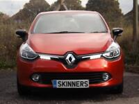 Renault Clio Dynamique S Medianav Energy Tce Ss 5dr PETROL MANUAL 2014/14