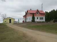 56 Acre Farm. Open House Sunday May 31st 2-4pm