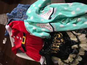 Girls 3-6 month clothing