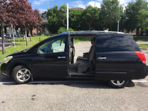 2007 Nissan Quest Fourgonnette, fourgon
