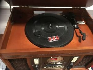 radio phonograph