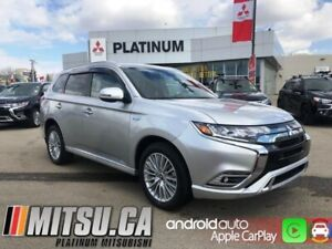 2019 Mitsubishi Outlander PHEV GT S-AWC  Demo Sale! Save $6000 +