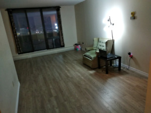1 BR apartment for rent 6969 Bayers Road