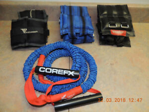 Ankle Weights,Dumbbells,Resistance Band,Lifting Hooks & Belt