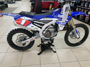 2017 yamaha's  yz450f Helidon Lockyer Valley Preview