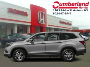 2017 Honda Pilot EX-L Navi  - Sunroof -  Navigation -  Leather S
