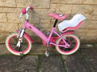Hello Kitty 12 inch bike