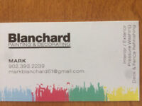 Blanchard Painting and Decorating