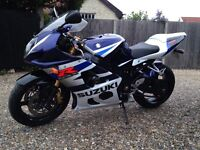 Suzuki GSXR 1000 K4 Excellent condition