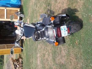 1995 Honda Shadow 1100cc