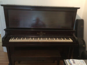Piano Heintzman Upright 1920