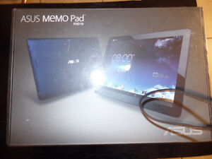 Asus tablet 10 inch brand new as shown