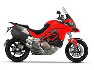 2016 Ducati Multistrada 1200 S Touring Package