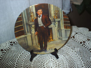 Gone With the Wind - Rhett collector plate Windsor Region Ontario image 1