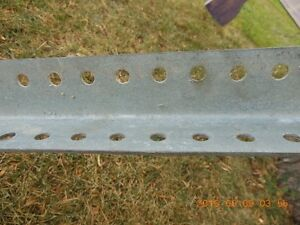 Steel - New - Angle Iron, Square, Flat, Round