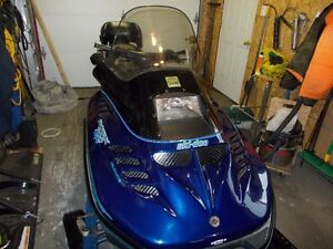Grandtouring skidoo se special adition for sale