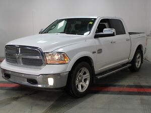2014 Ram 1500 Longhorn   - NAVIGATION - Heated Seats -  Cooled S