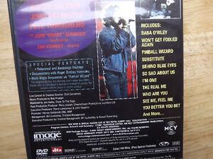 "FS: The Who ""Live At The Royal Albert Hall"" 2-DVD Set London Ontario image 3"