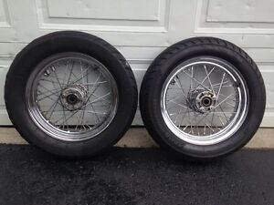 Harley Wheels Kawartha Lakes Peterborough Area image 1