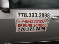 ICBC LICENSED DRIVING SCHOOL-LOW AFFORDABLE QUALITATIVE LESSONS-