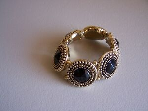 Ladies bracelets metal and other materials various colours