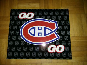 Canadiens poster