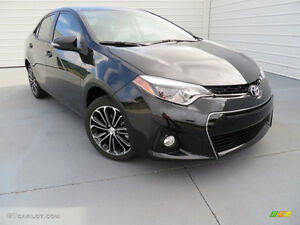 2014 Toyota Corolla S, SPORT FULLY LOADED, AUTOMATIC