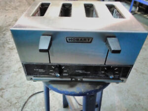 Grille pain HOBART // toaster hobart