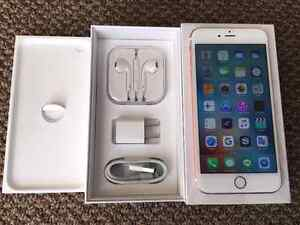 IPhone 6S Plus Rose GOLD 128GO APPLE STORE AUCUNE NEGO