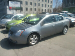 2007 NISSAN SENTRA AUTOMATIC SAFETY+ 1 YEAR WARRANTY ALL IN ONE
