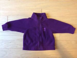 66 Degrees North Fleece Jacket