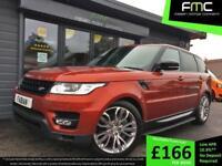 Land Rover Range Rover Sport 3.0SD V6 ( 292ps ) 4X4 Auto HSE **Dynamic - FSH **