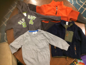 Size 3 lot of boys clothes