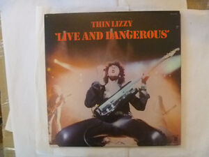 THIN LIZZY LPs - 3 to choose from