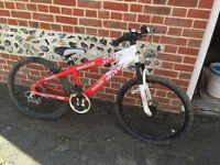 Mountain bike rebok bicycle