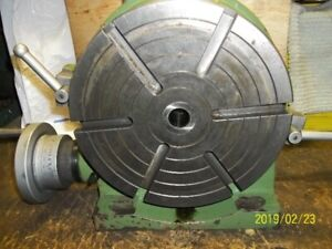 Rotary Table 12 inch Diameter